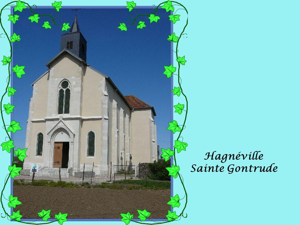 Gendreville – Eglise Saint Rémi