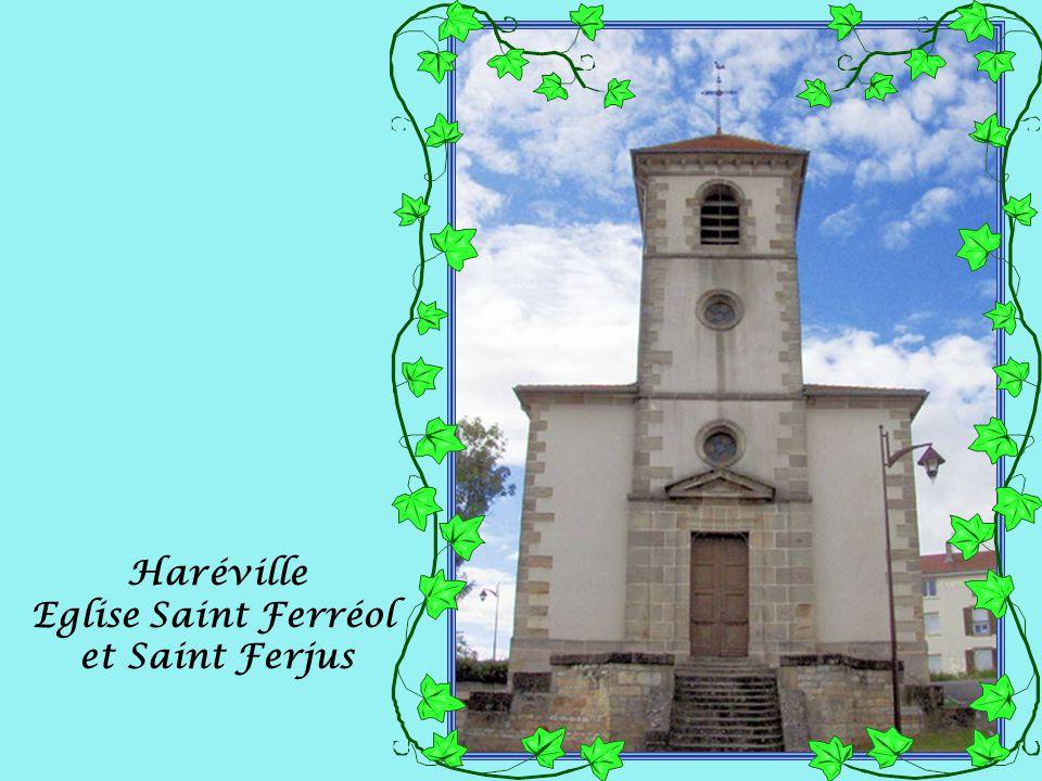 Hagnéville Sainte Gontrude