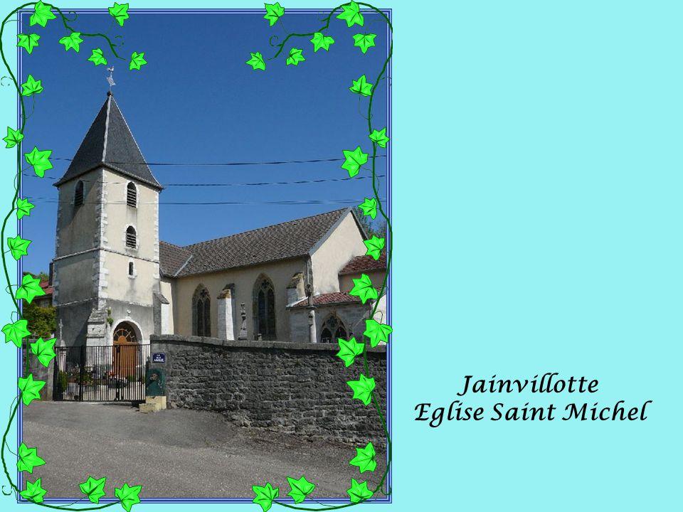 Haréville Eglise Saint Ferréol et Saint Ferjus