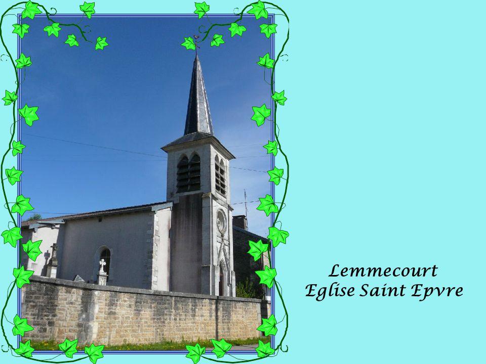 Jainvillotte Eglise Saint Michel