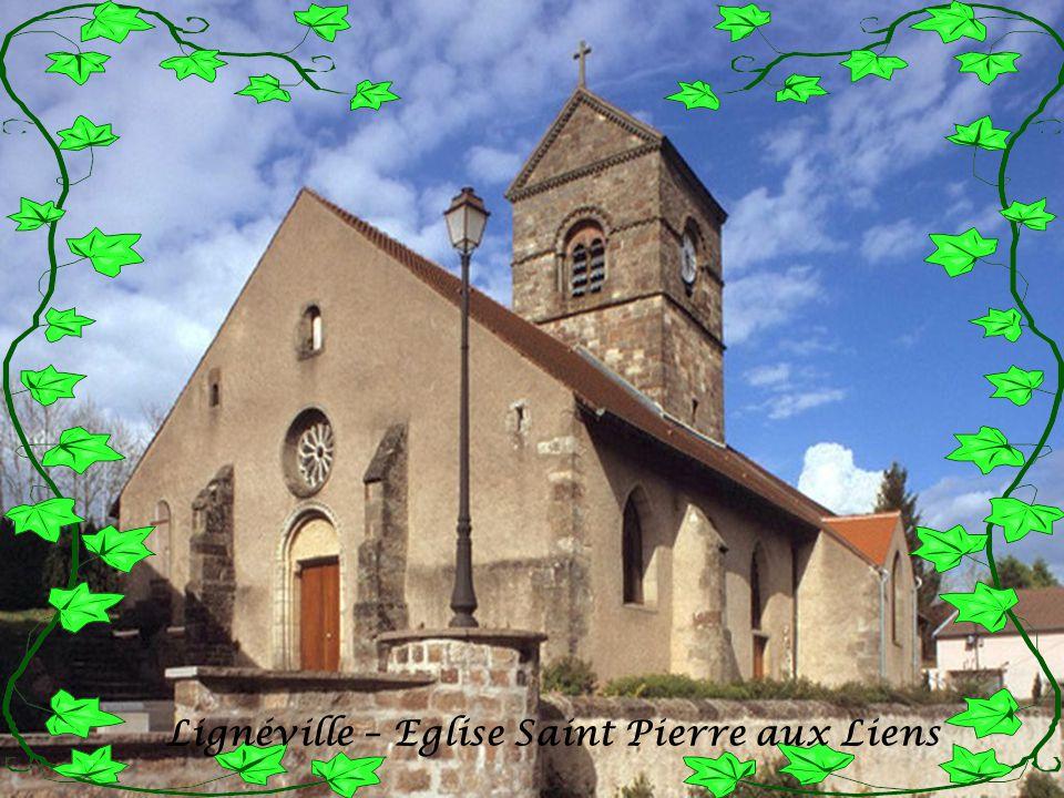 Lemmecourt Eglise Saint Epvre