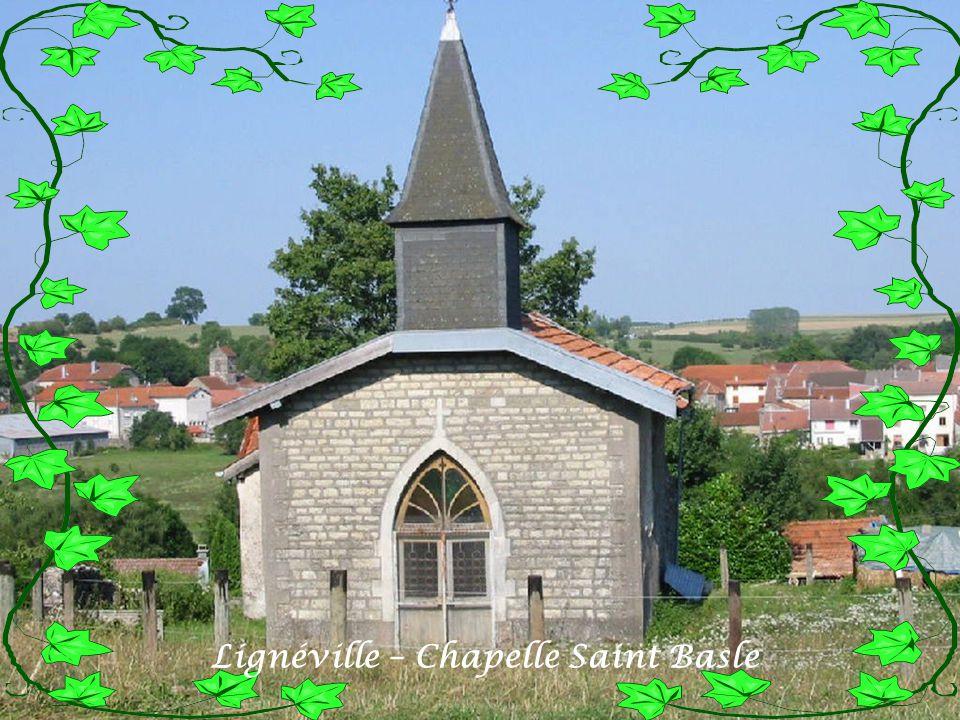 Lignéville – Eglise Saint Pierre aux Liens