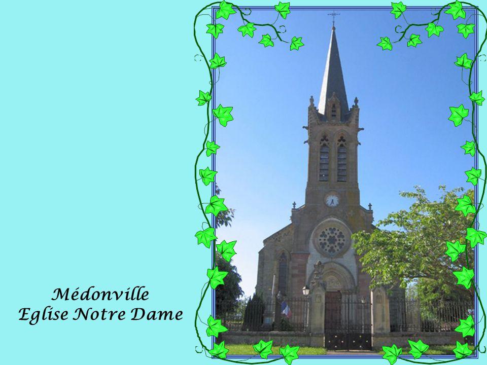Lignéville – Chapelle Saint Basle