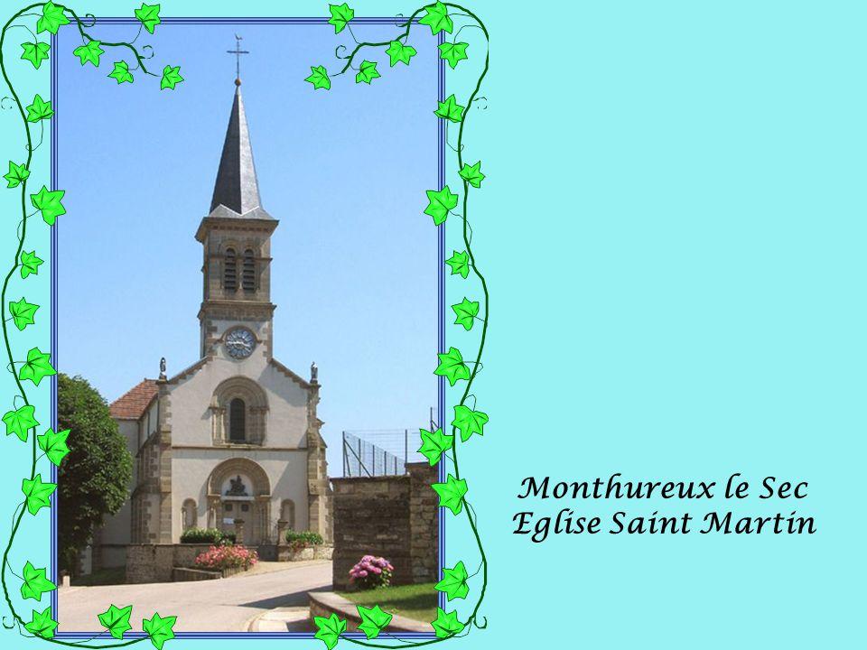 Médonville Eglise Notre Dame