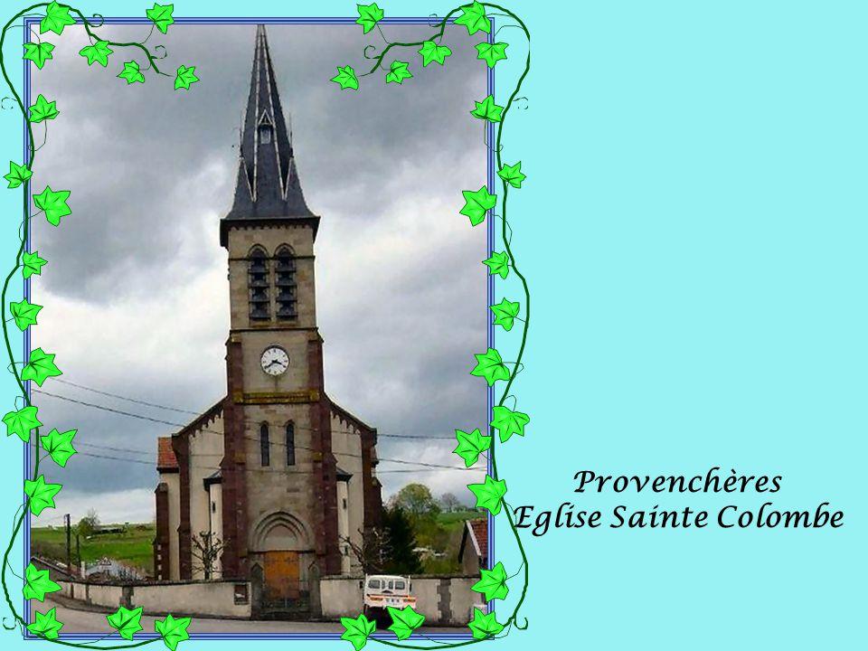 Morville – Eglise Saint Jean Baptiste