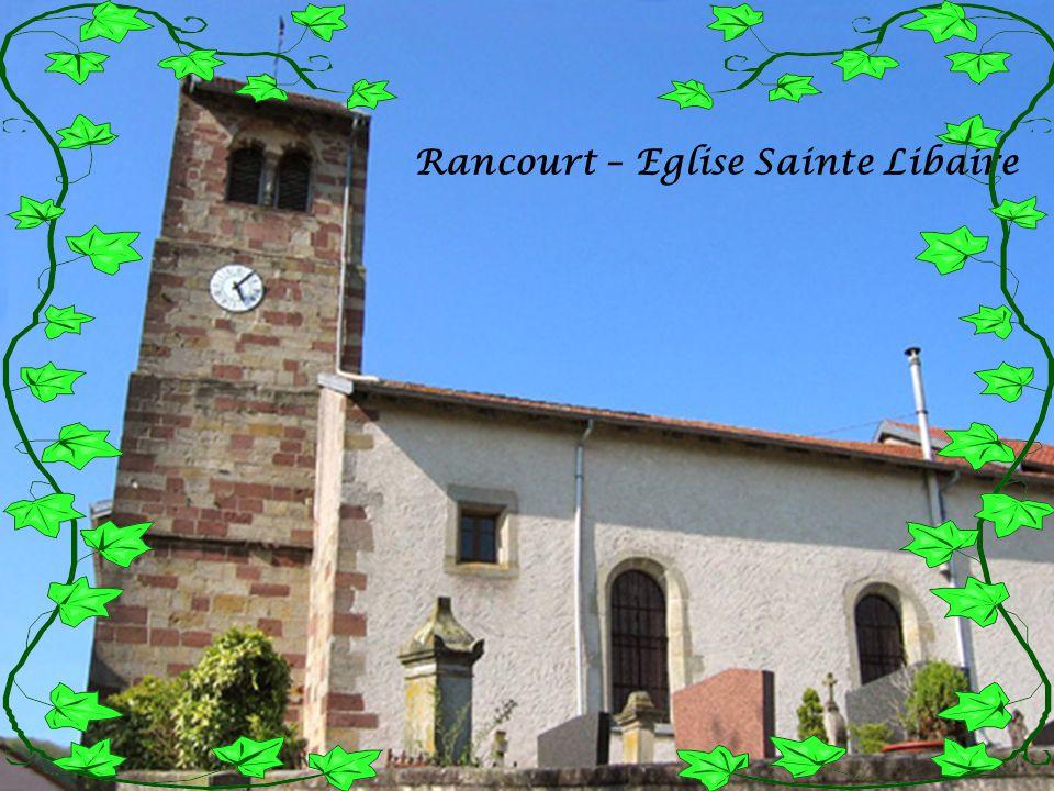Provenchères Eglise Sainte Colombe
