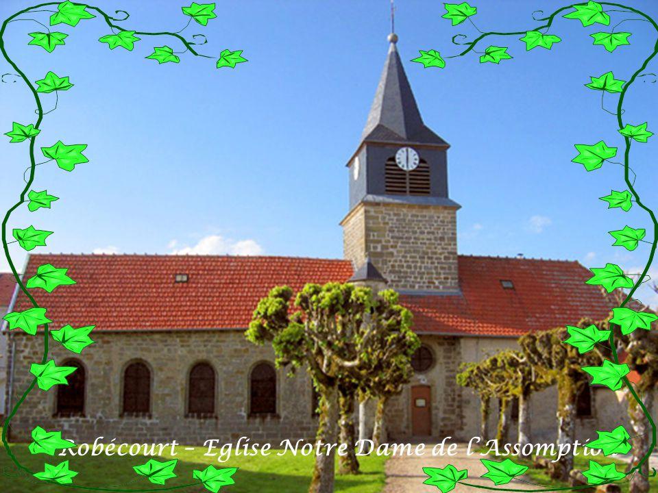 Rancourt – Eglise Sainte Libaire