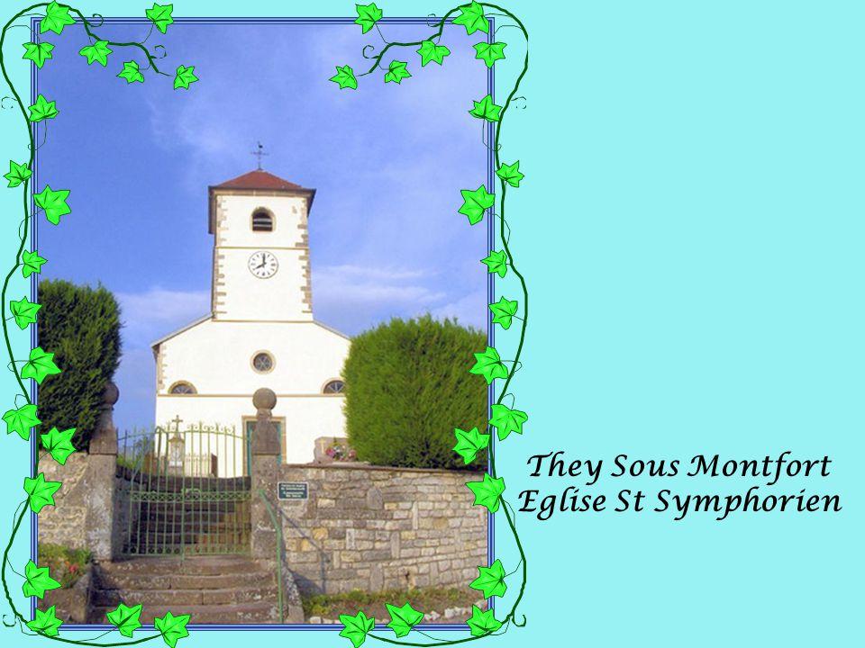Suriauville – Eglise Saint Blaise