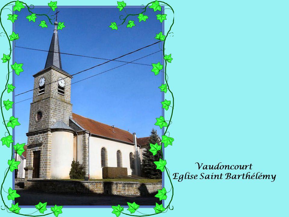 Urville Eglise de la Translation de Saint Martin