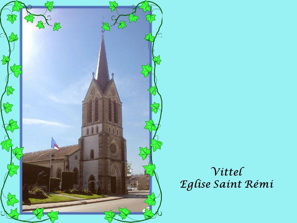 Vaudoncourt Eglise Saint Barthélémy