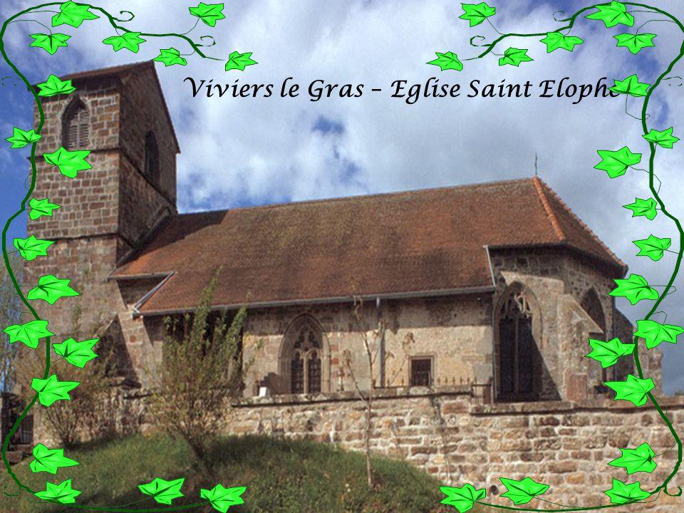 Vittel Eglise Saint Rémi