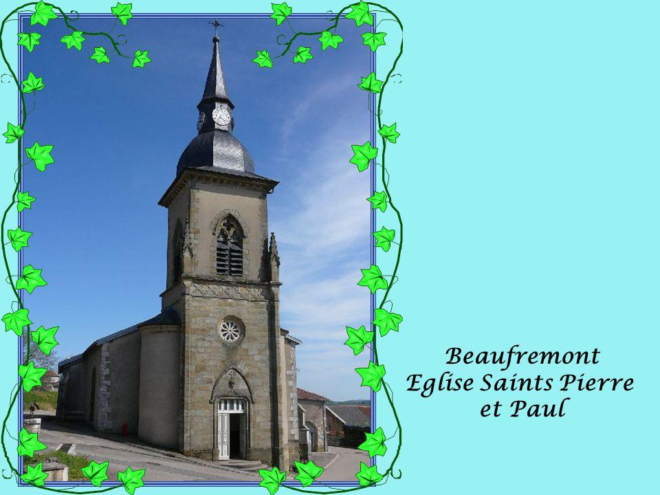 Auzainvilliers Eglise Saint Pierre