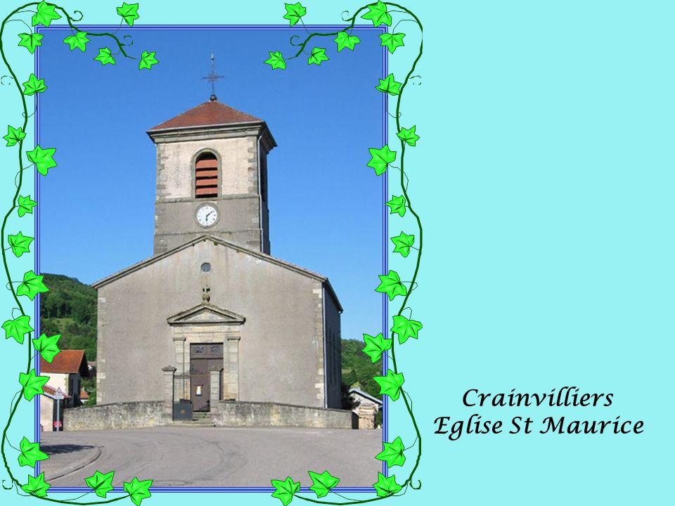 Contrexéville Eglise Saint Epvre