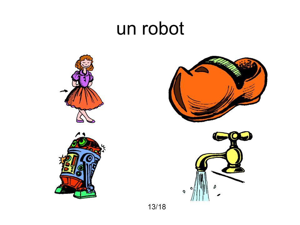 un robot 13/18