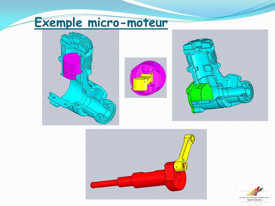 Exemple micro-moteur