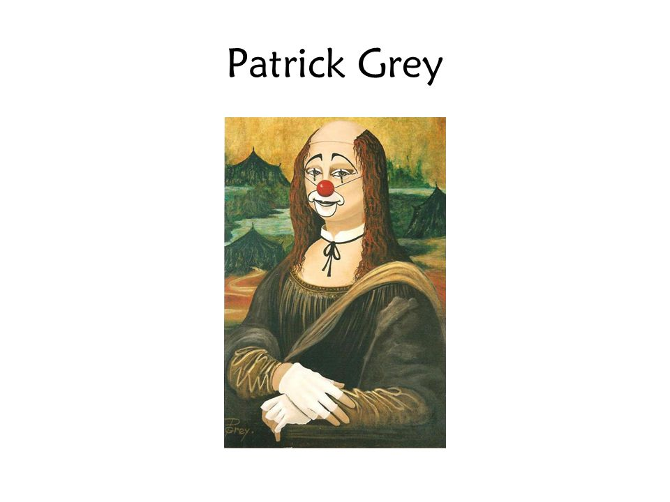 Patrick Grey
