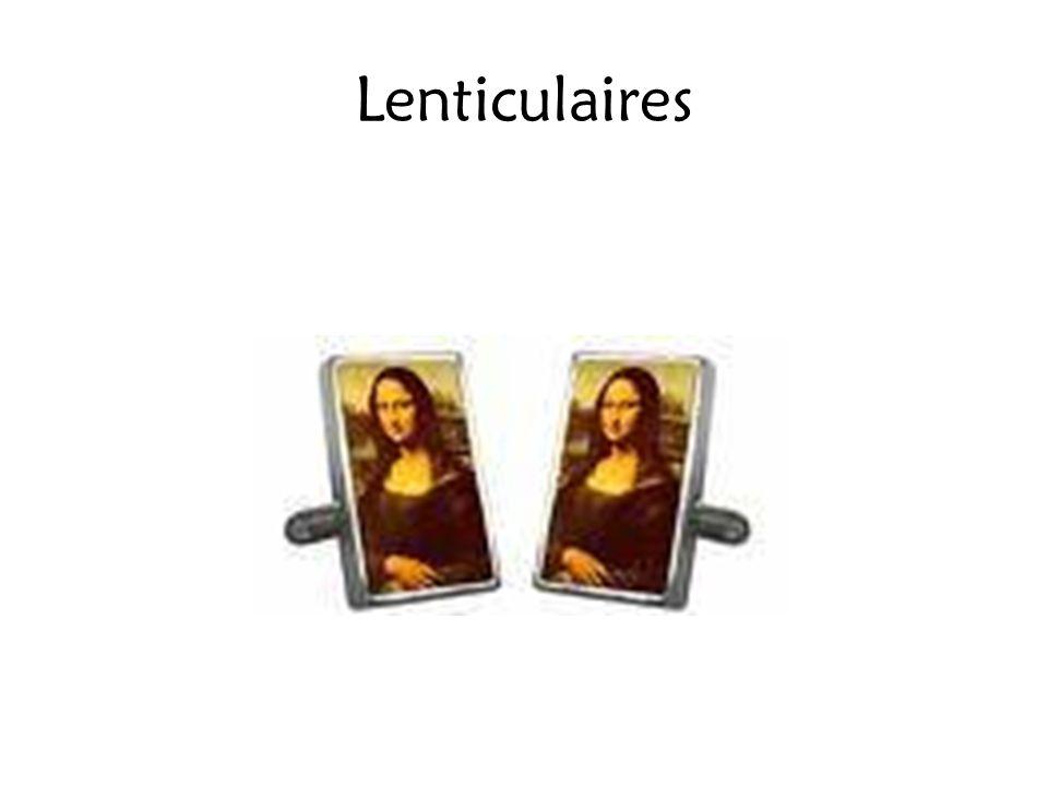 Lenticulaires