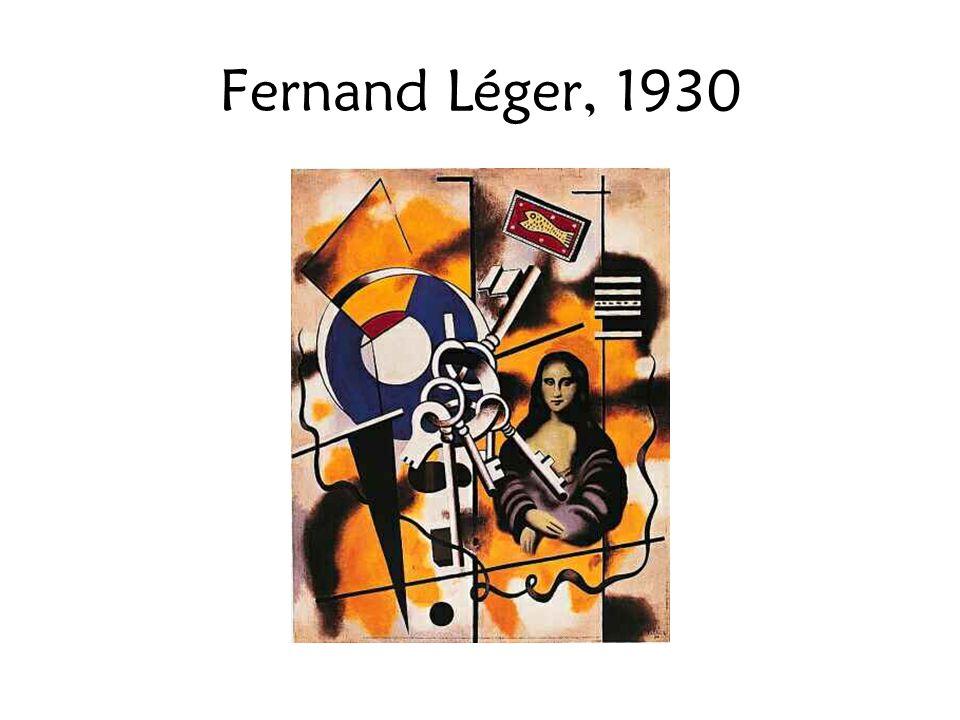 Fernand Léger, 1930