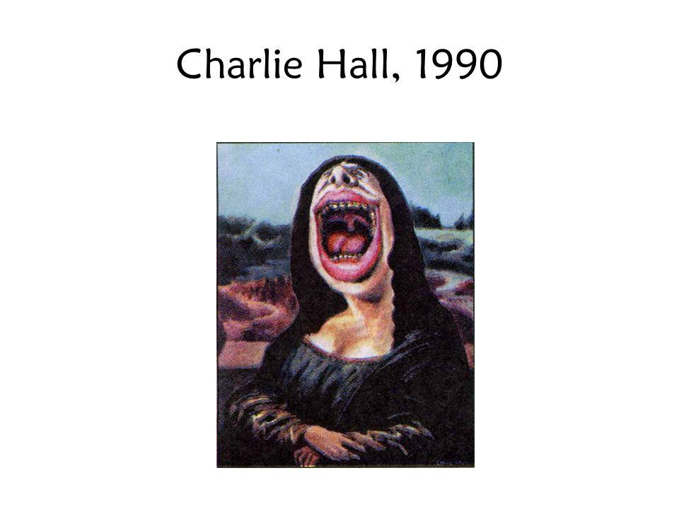 Charlie Hall, 1990