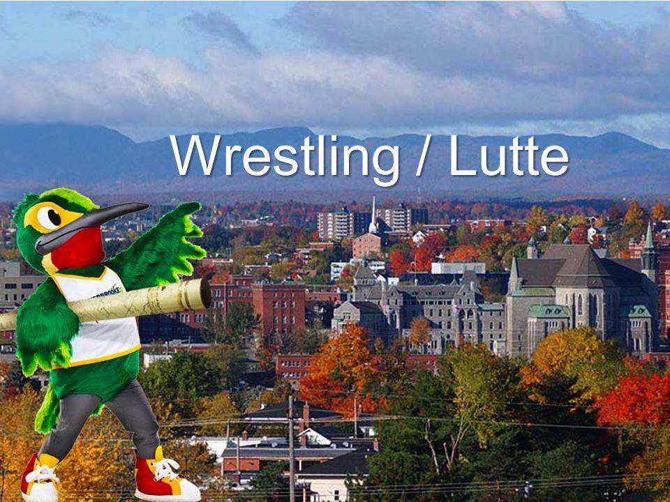 Wrestling / Lutte