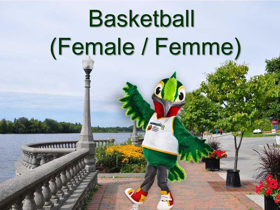 Basketball (Female / Femme)