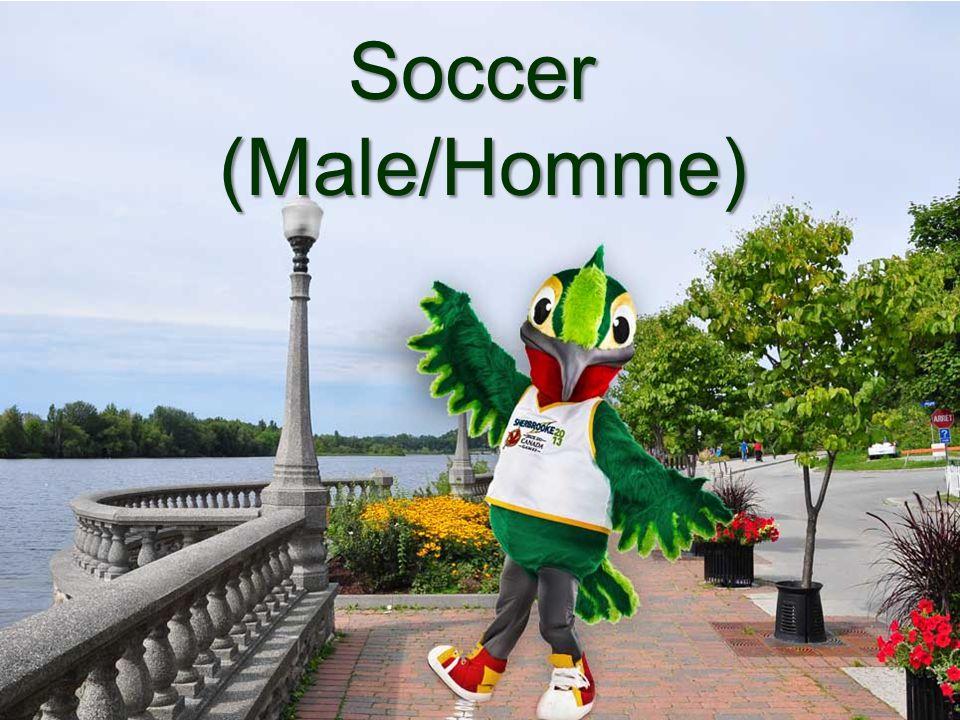 Soccer (Male/Homme)