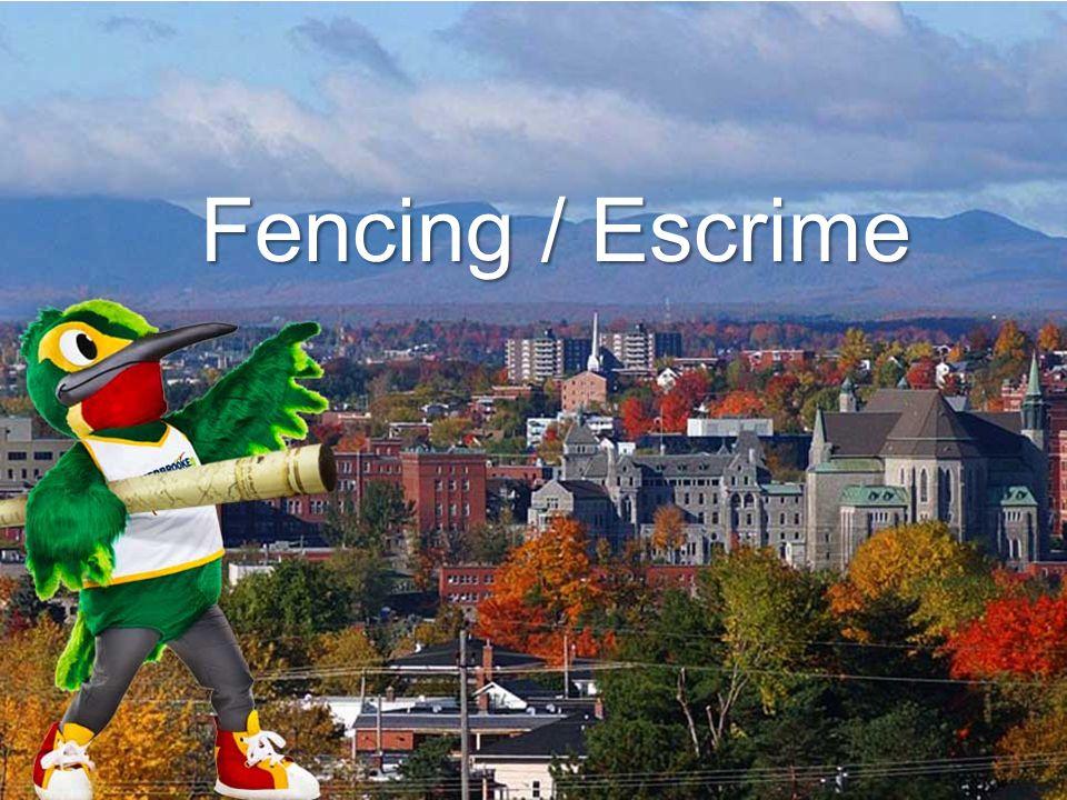 Fencing / Escrime