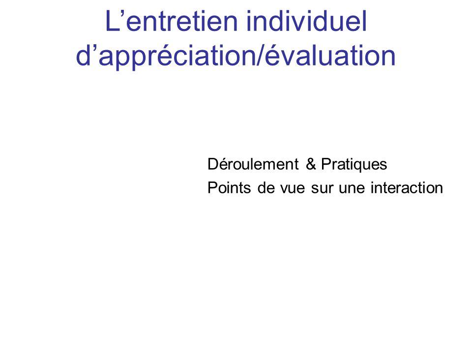 Ex ante (études préalables d'impact).In itinere (suivi, contrôle de gestion).