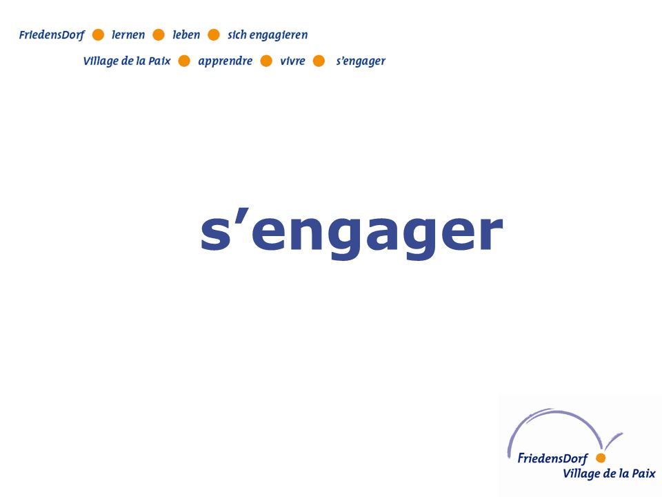 s'engager