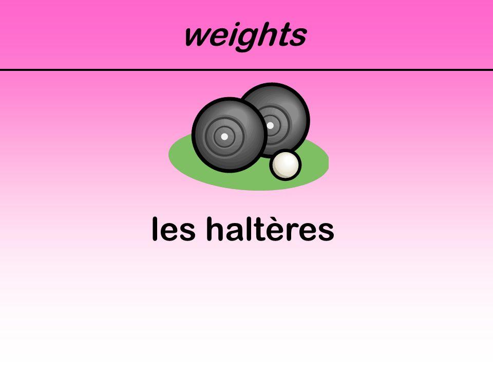 weightlifting l'haltérophilie
