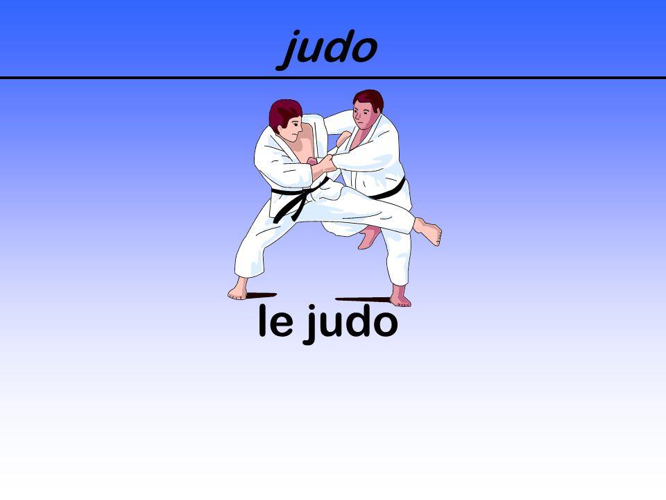 judo le judo