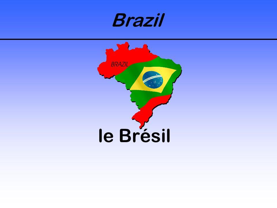 Brazil le Brésil