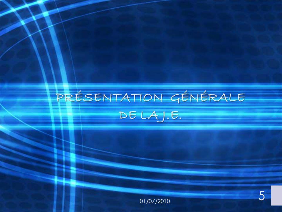RÉALISATIONS 01/07/2010 16
