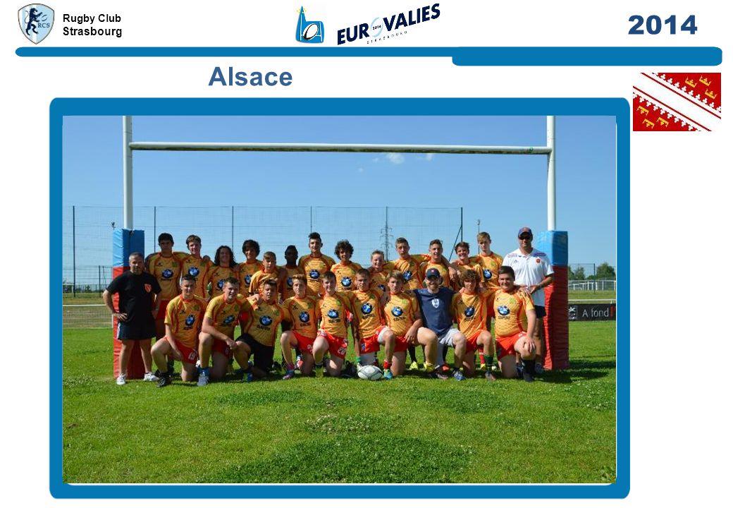 Rugby Club Strasbourg 2014 Alsace