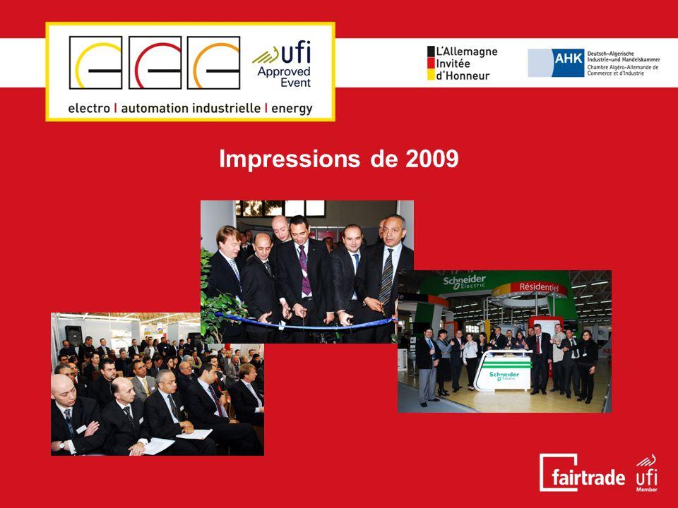 Impressions de 2009