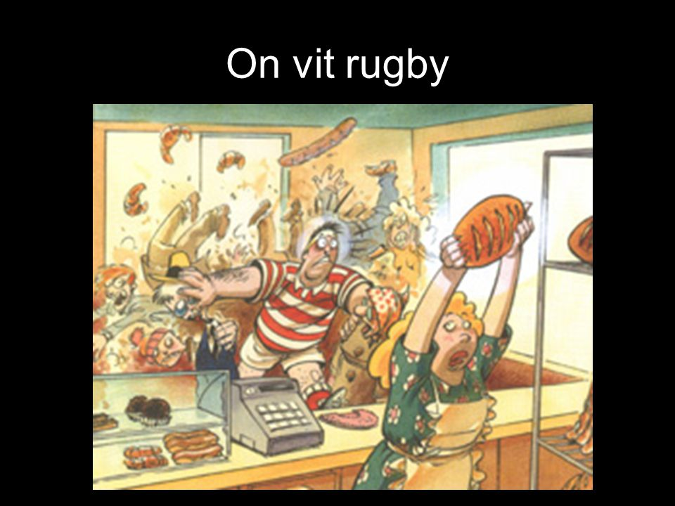 On vit rugby