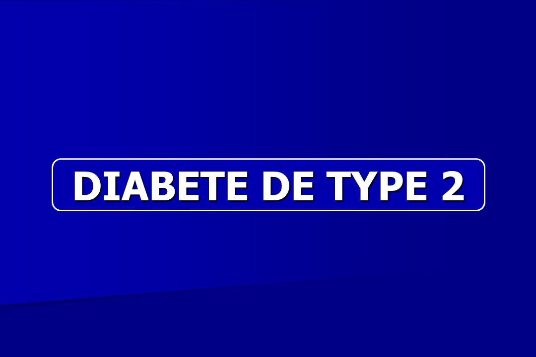 1)Chez qui et comment réaliser un dépistage de diabète de type 2 Qui dépister .