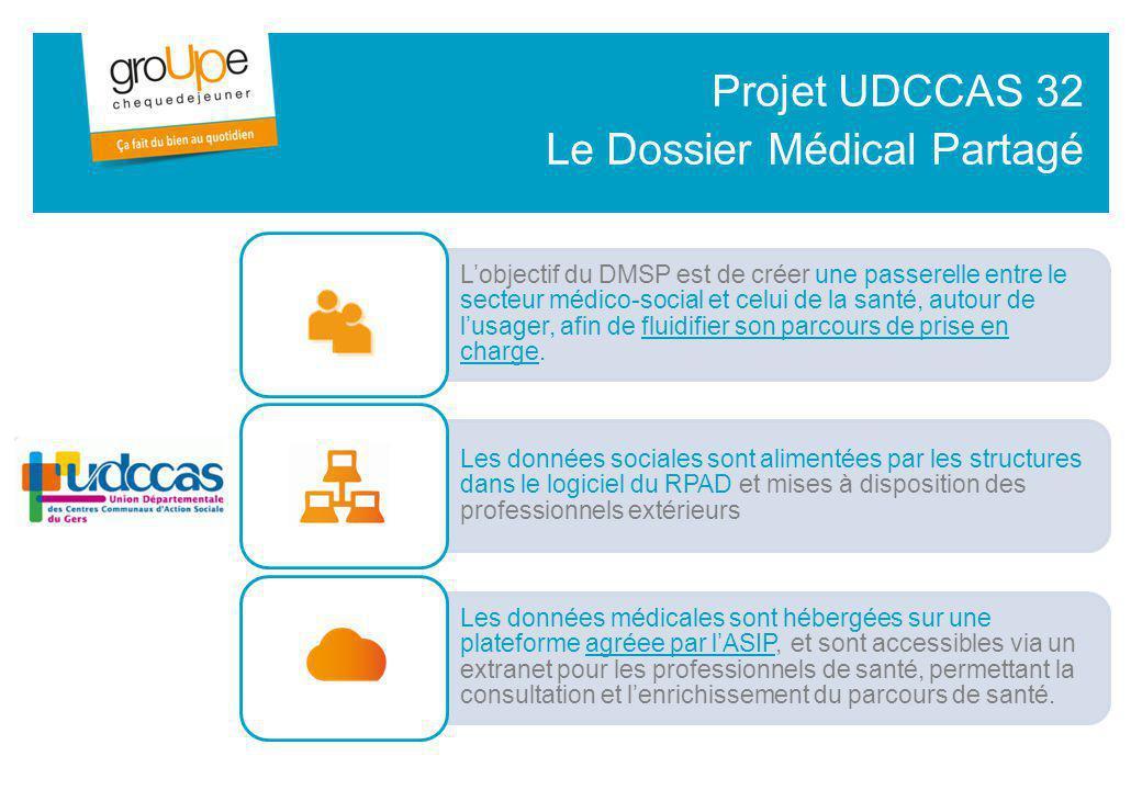 L'objectif du DMSP est de créer une passerelle entre le secteur médico-social et celui de la santé, autour de l'usager, afin de fluidifier son parcours de prise en charge.