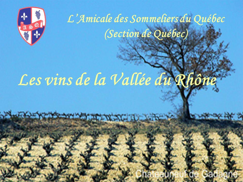Les vins de la Vallée du Rhône Présentation