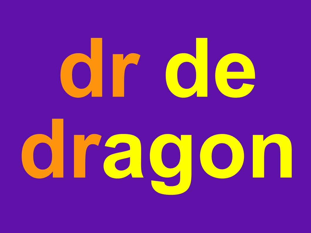 dr de dragon