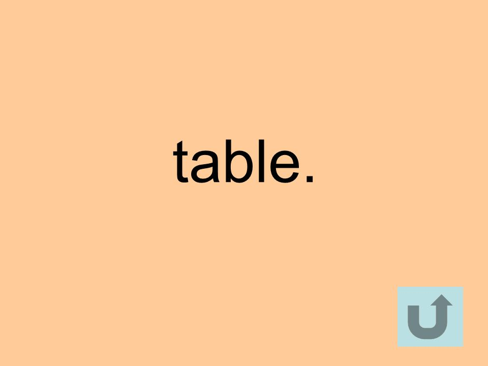 table.