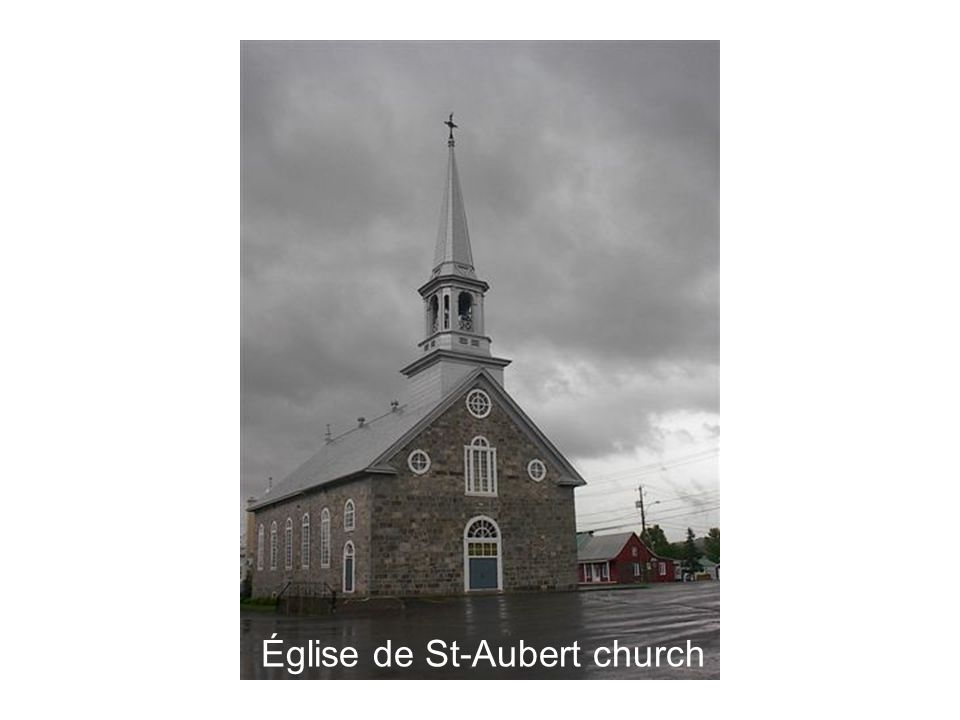 Église de St-Aubert church