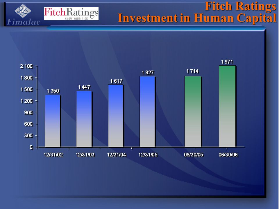 Fitch Ratings Investment in Human Capital