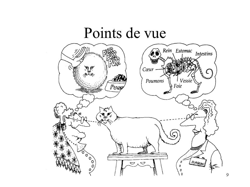 9 Points de vue