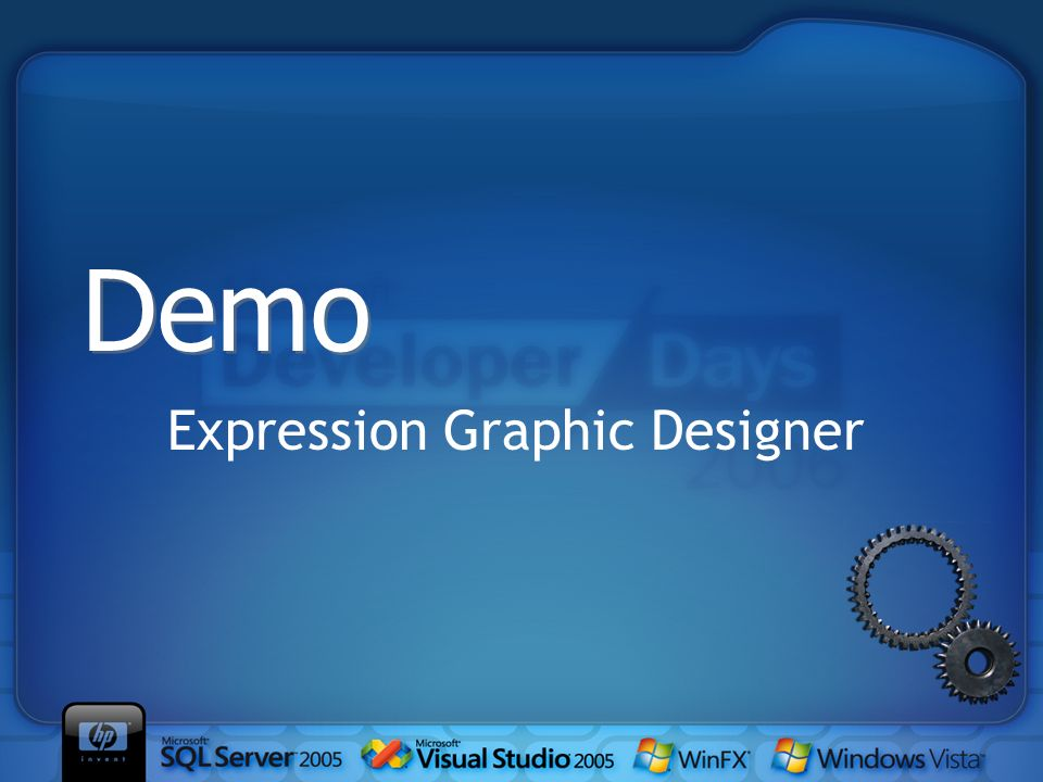 Expression Graphic Designer Demo
