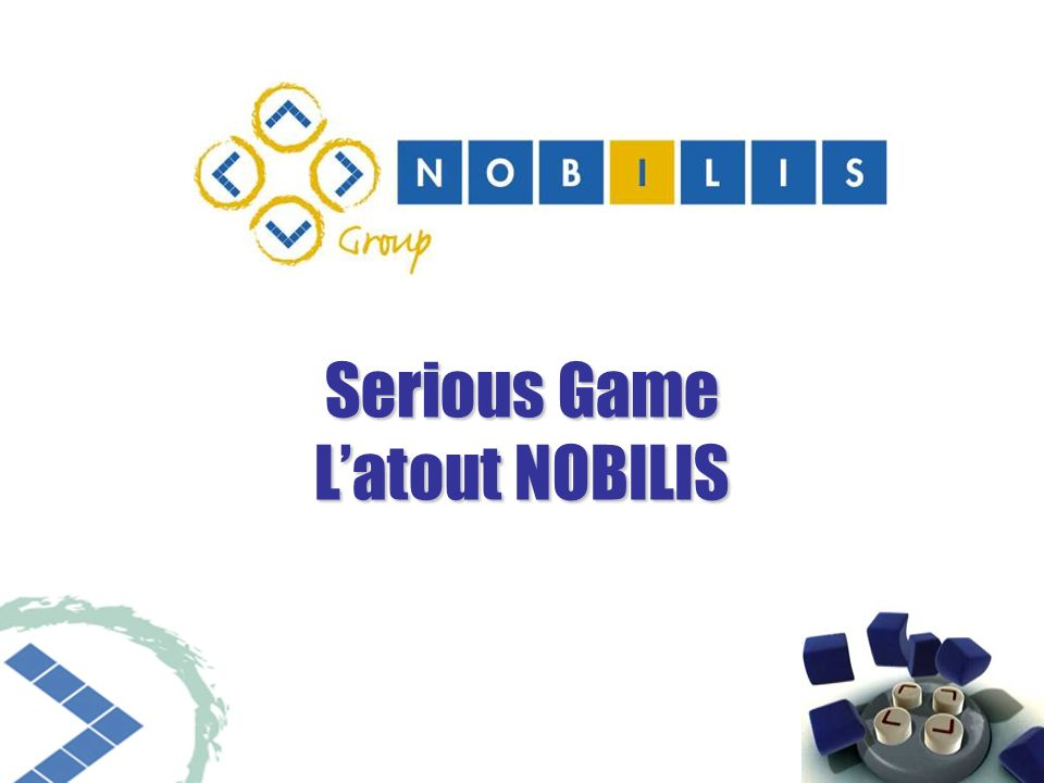 Serious Game Latout NOBILIS