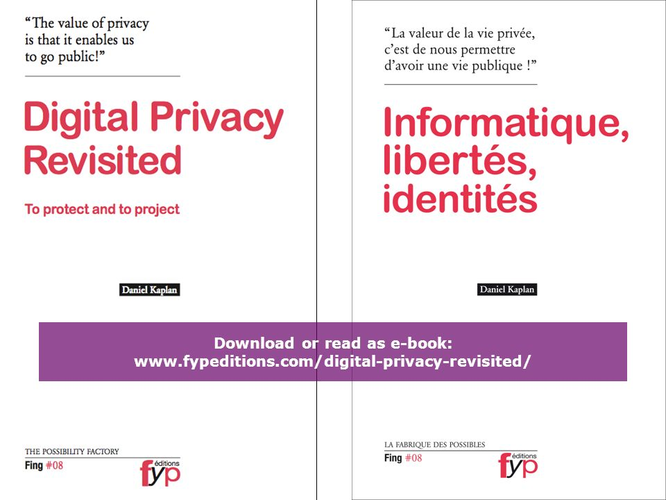 Download or read as e-book: www.fypeditions.com/digital-privacy-revisited/