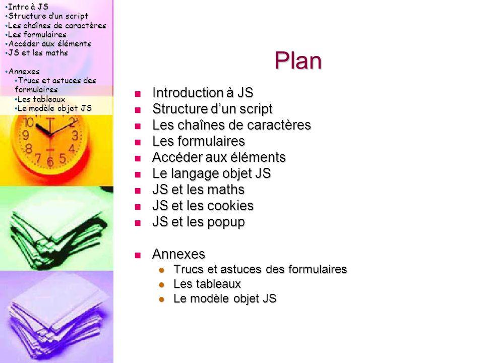 Programmation Javascript Cours Inspire Du Cours De R Vivian Ppt