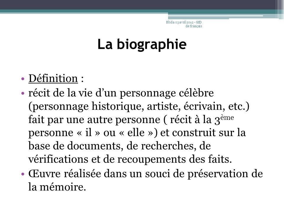 dissertation autobiographie capes