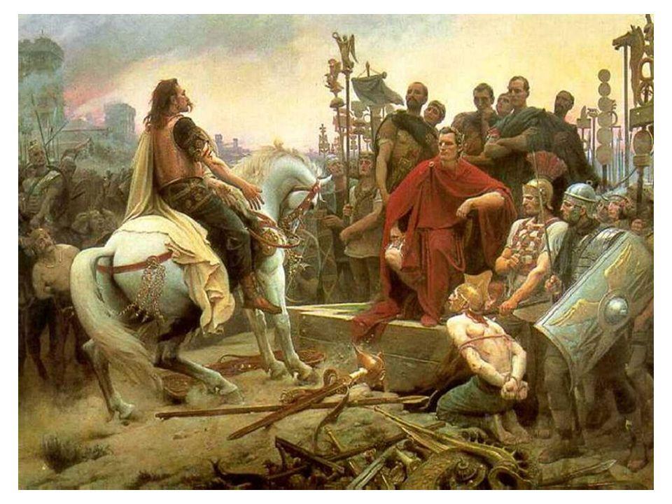 """Résultat de recherche d'images pour """"Reddition de Vercingetorix Lionel Royer. 1899 – Musée Crozatier"""""""